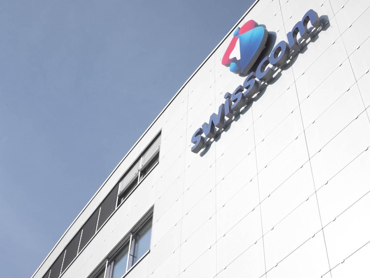 Europapremiere: Swisscom sendet 1Gbit/s übers Mobilfunknetz