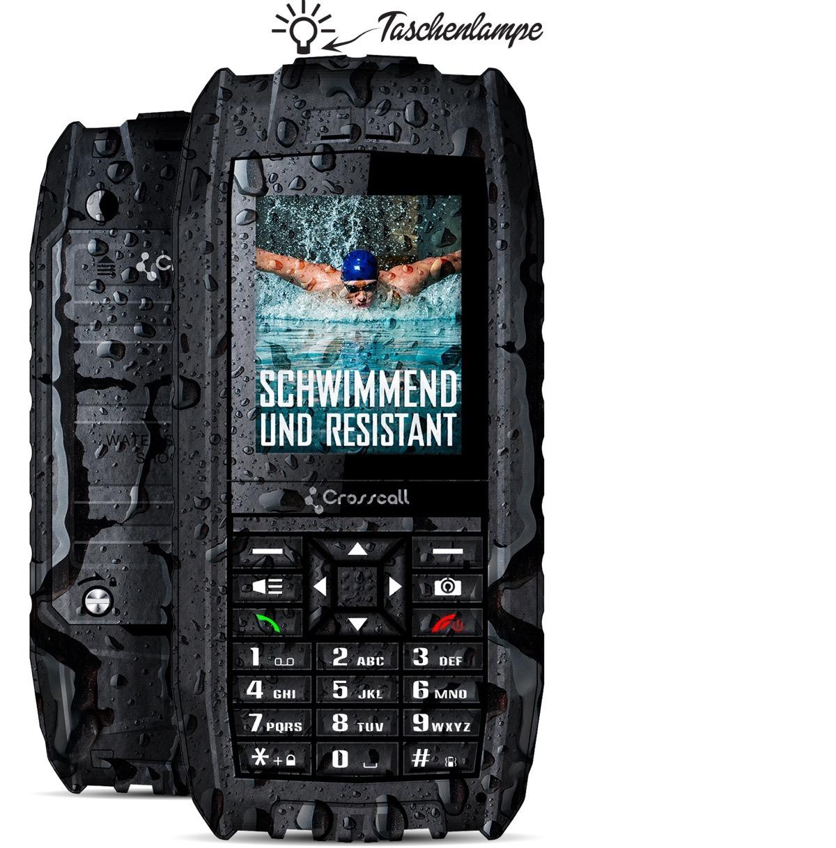 Alltron distribuiert Outdoor-Telefone von Crosscall