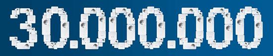 devolo liefert 30 Millionen Powerline-Produkte aus: Neuer Meilenstein in der Unternehmensgeschichte