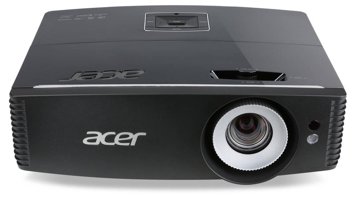 Acer P6-Serie: Neue Projektoren für den Professional-Bereich passen Bilder dynamisch an ihre Umgebung an