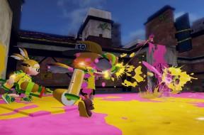 Splatoon: SpongeBob trifft Inklinge