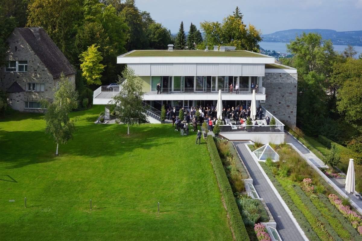 Das Gottlieb Duttweiler Institut erneuert seine WLAN-Infrastruktur