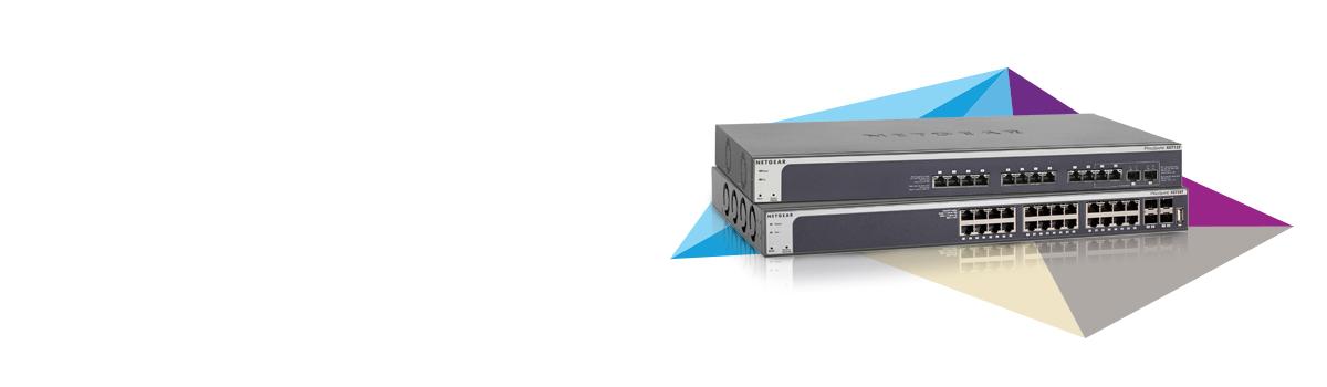 Netgear erweitert seine 10GbE Smart-Switch-Serie
