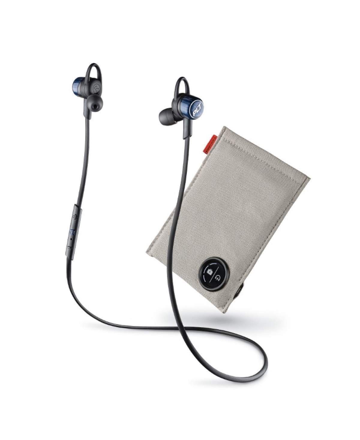 Plantronics BackBeat GO 3 – Schnurloses Stereoheadset für mobilen Musikgenuss