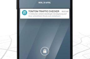 TomTom stellt Traffic Checker für TomTom MyDrive App vor