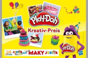 60 Jahre Play-Doh: Hasbro prämiert beste Geburtstags-Szene aus Knete