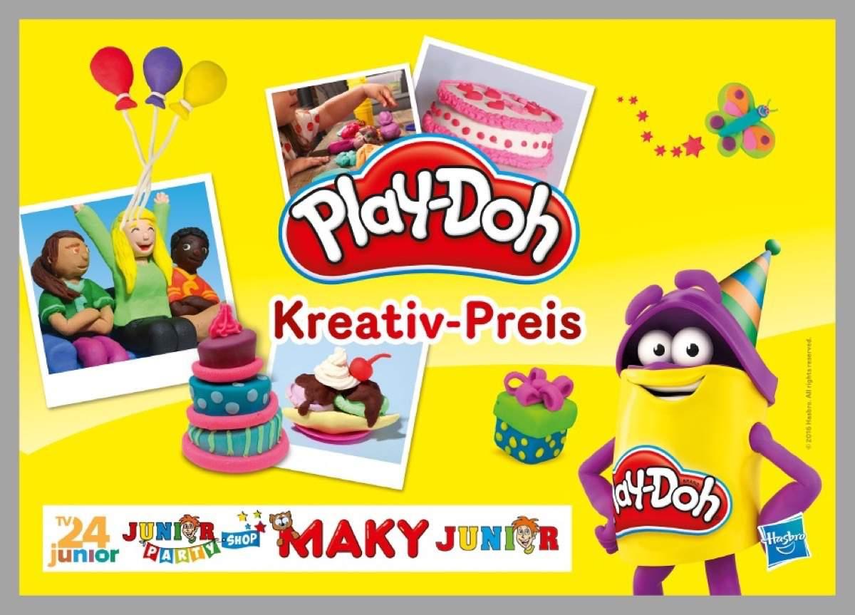 60 Jahre Play-Doc – Hasbro prämiert beste Geburtstags-Szene aus Knete