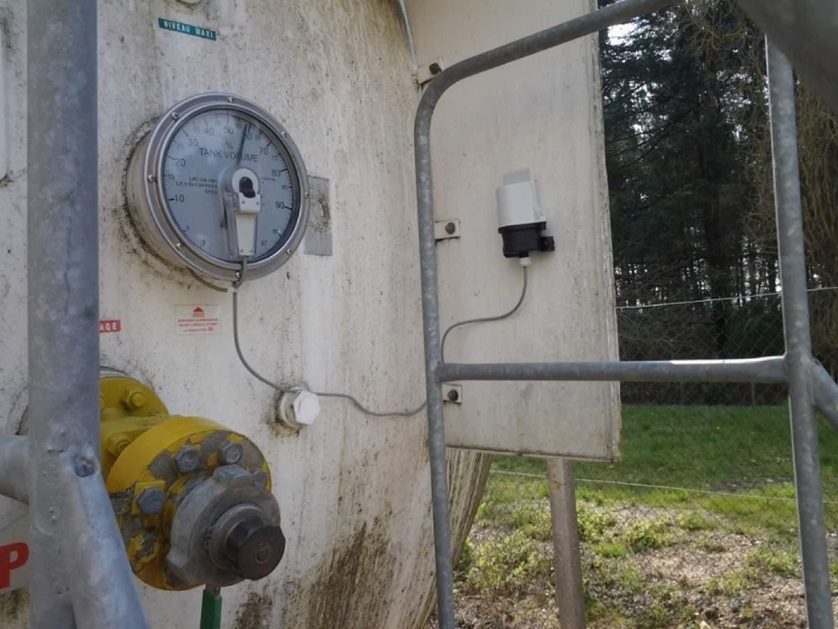 OBS und Sensibel – Fernüberwachung von Öl- und Gastanks