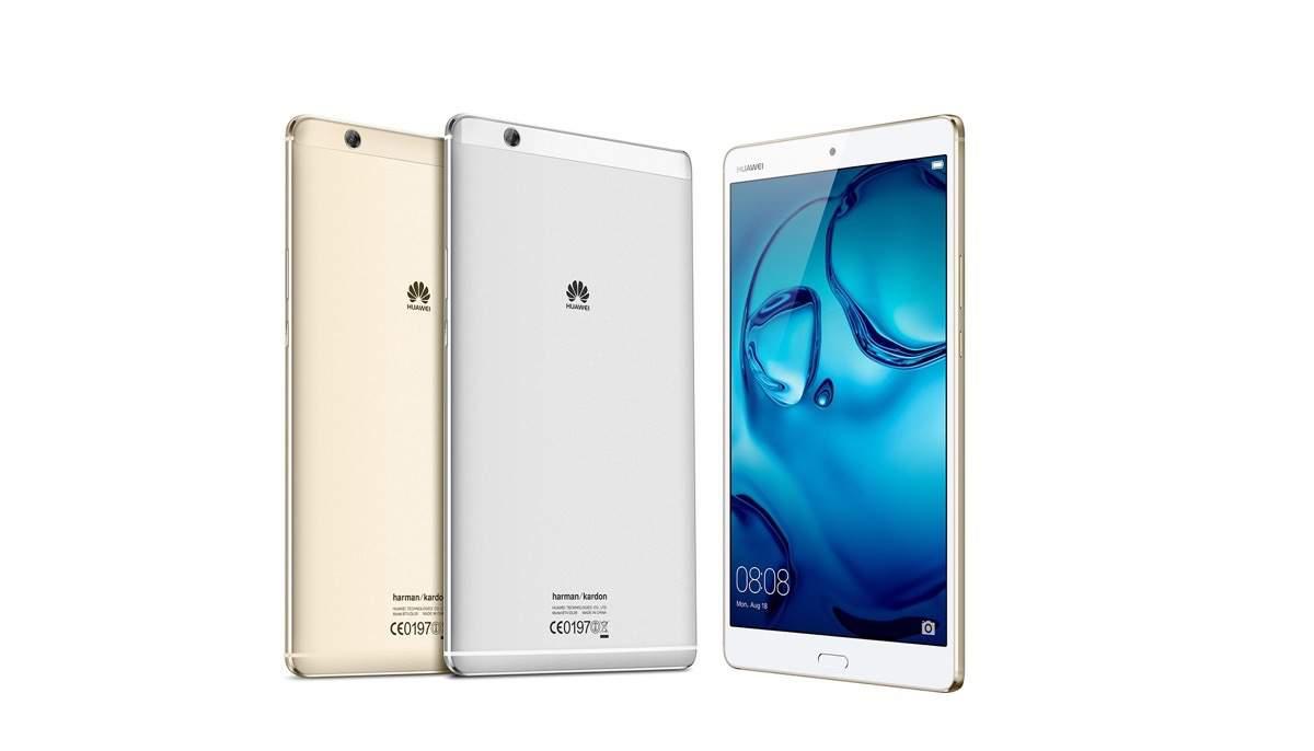 Huawei enthüllt das MediaPad M3 mit Premium-Audio- und Multimedia-Technologie