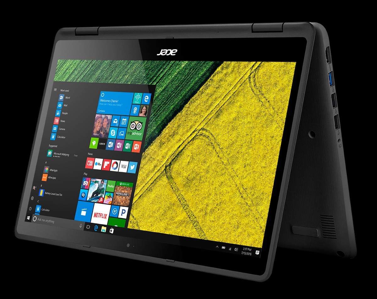 Acer Spin Serie 5