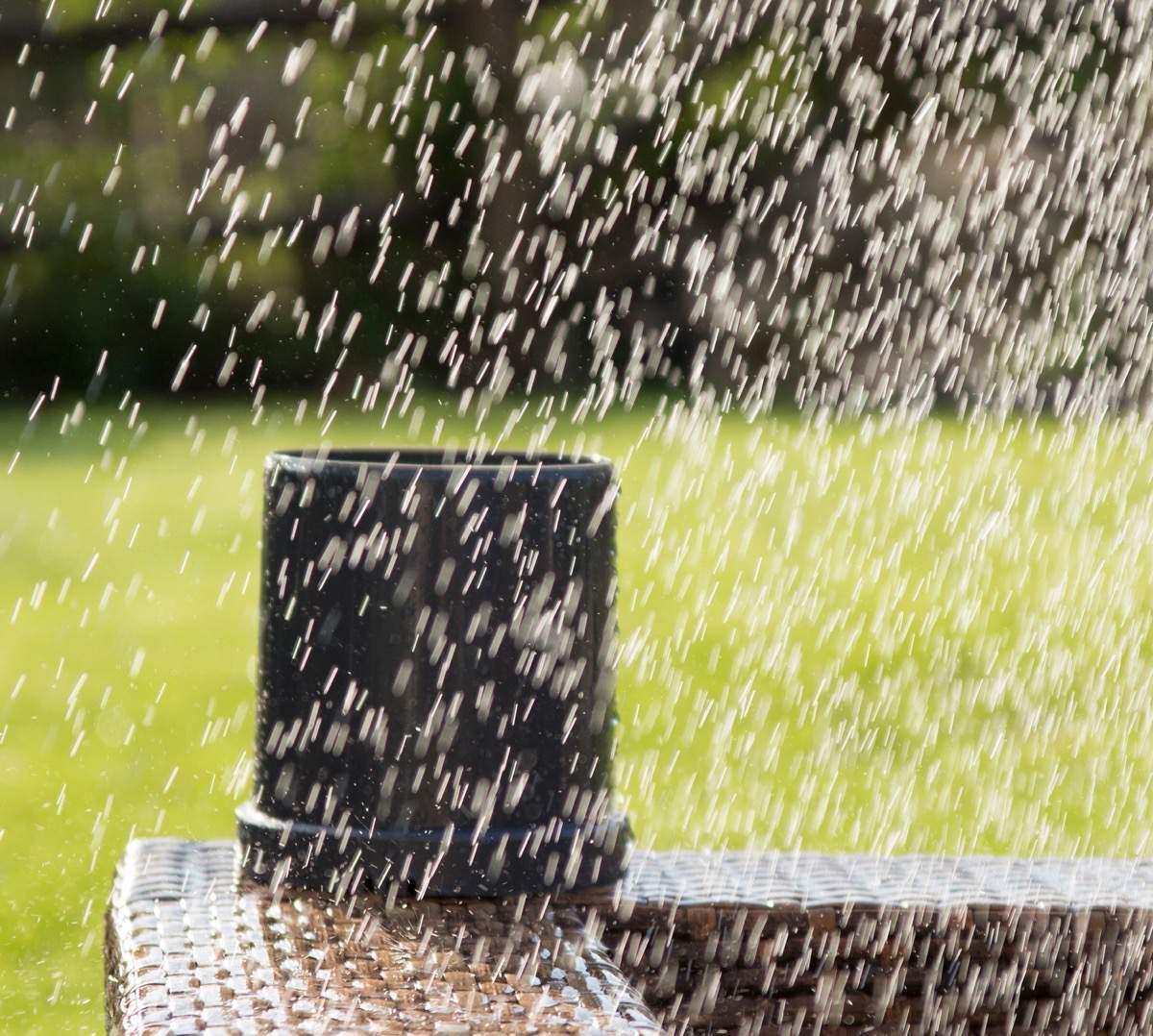 Popp zeigt weltweit ersten Z-Wave Regenmesser