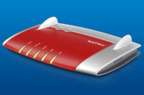 Neuer WLAN AC-Router von AVM
