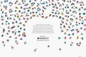 Apple WWDC 2017 vom 5. bis bis 9. Juni 2017
