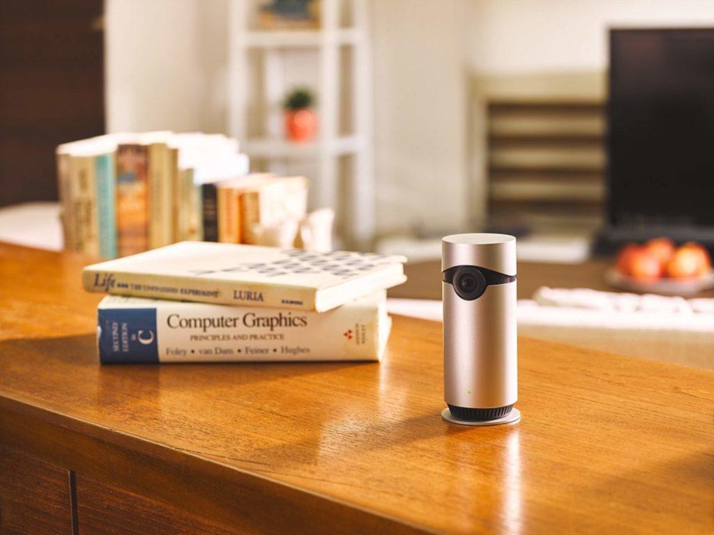 D-LINK OMNA 180 - erste Apple Homekit Kamera