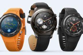 Huawei Watch 2: Huawei bringt erste Fitness-Smartwatch auf den Markt