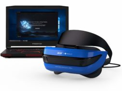 Acer Windows Mixed Reality HMD Developer Edition