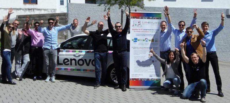 Lenovo und der Gute Zweck