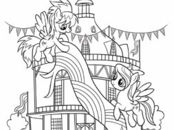 My Little Pony Mal-Wettbewerb