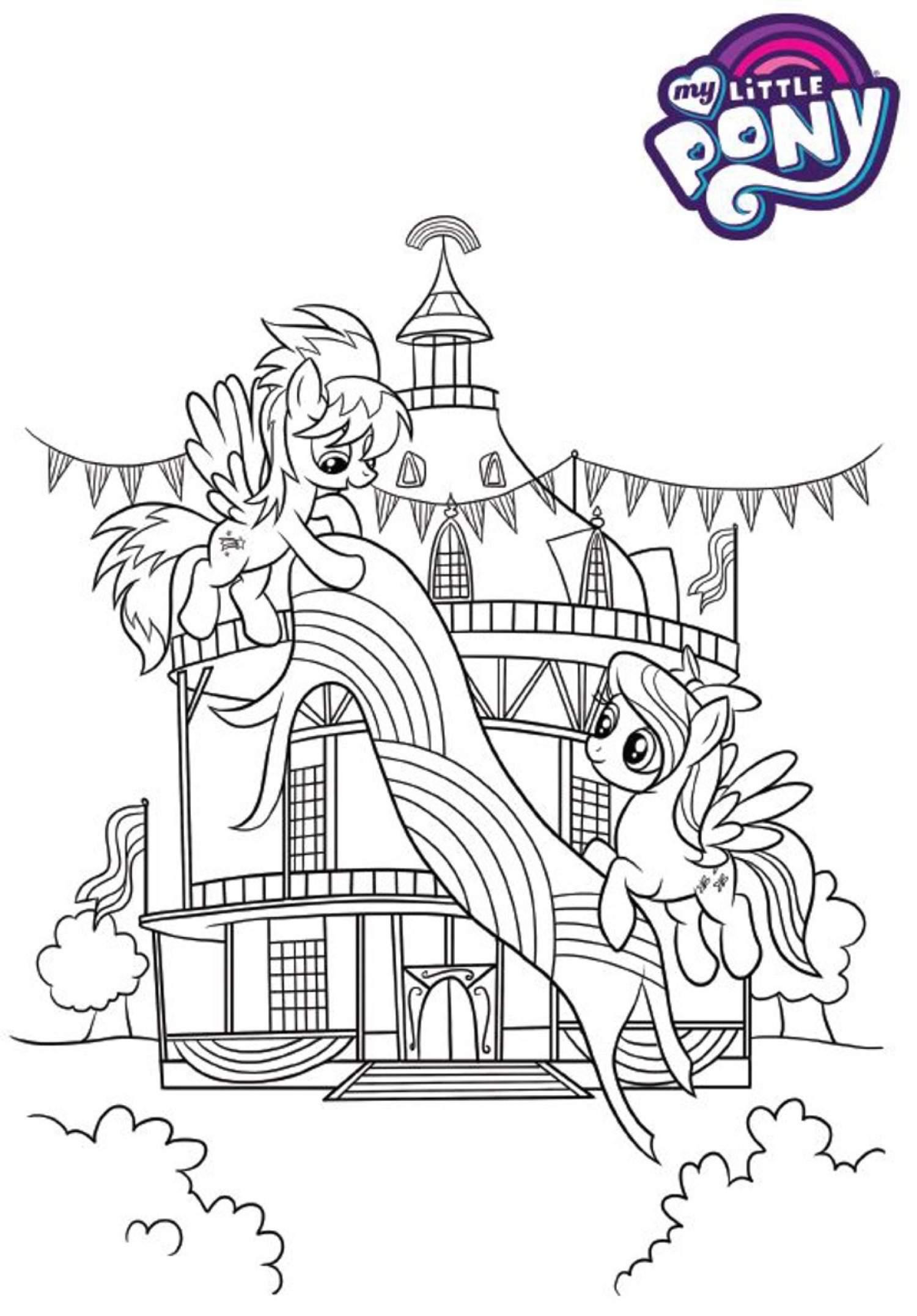 My Little Pony Mal Wettbewerb Digitaldaily