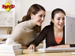 Kindersicherheit im Internet mit AVM