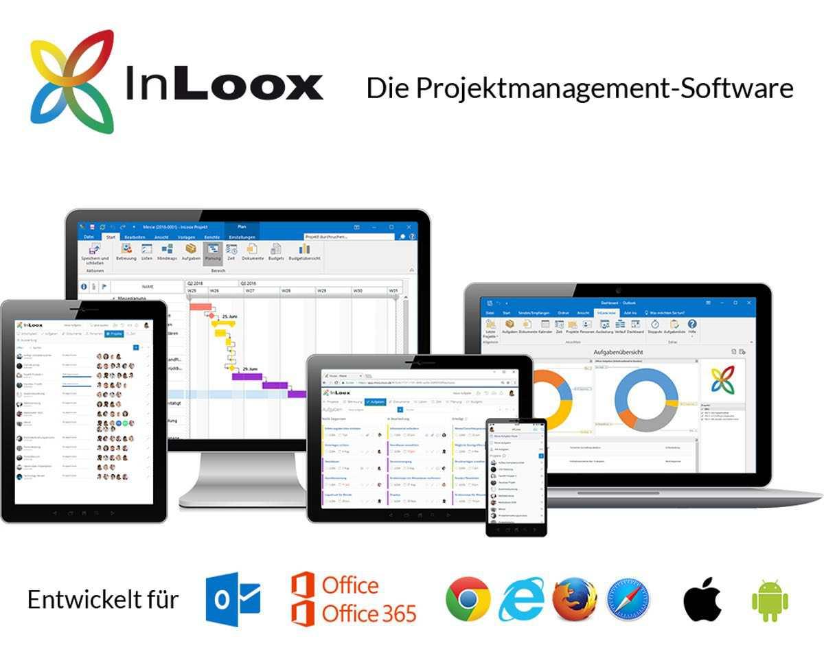 InLoox 10 ist da – vereinfachtes Projektmanagement