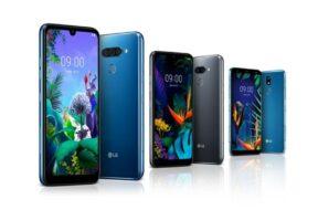 LG Q- und K-Serie – Neue Smartphones an der MWC 2019