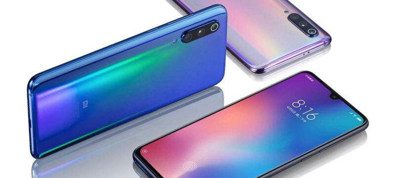 Xiaomi Mi 9 – Smartphone mit 48 MP Kamera