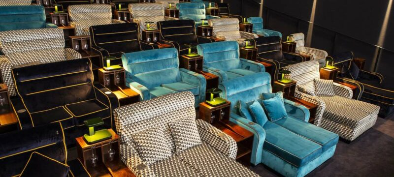 Pathe Spreitenbach – VIP Lounge