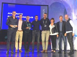 Amanox gewinnt Project of the Year 2019 Award von Rubrik