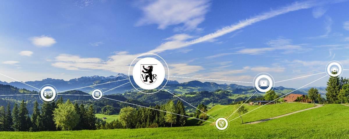 Appenzell Ausserrhoden: SPIE harmonisiert Kantonsnetz