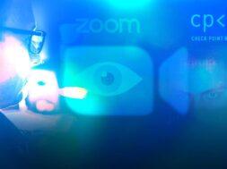 Zoom-Meetings liessen sich abhören