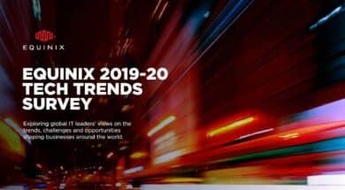 Equinix 2019-20 Tech Trends Survey