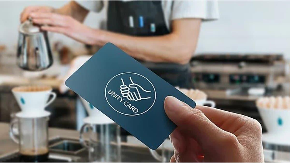 Unity Card ermöglicht Behörden, schnelle finanzielle Hilfe zu leisten