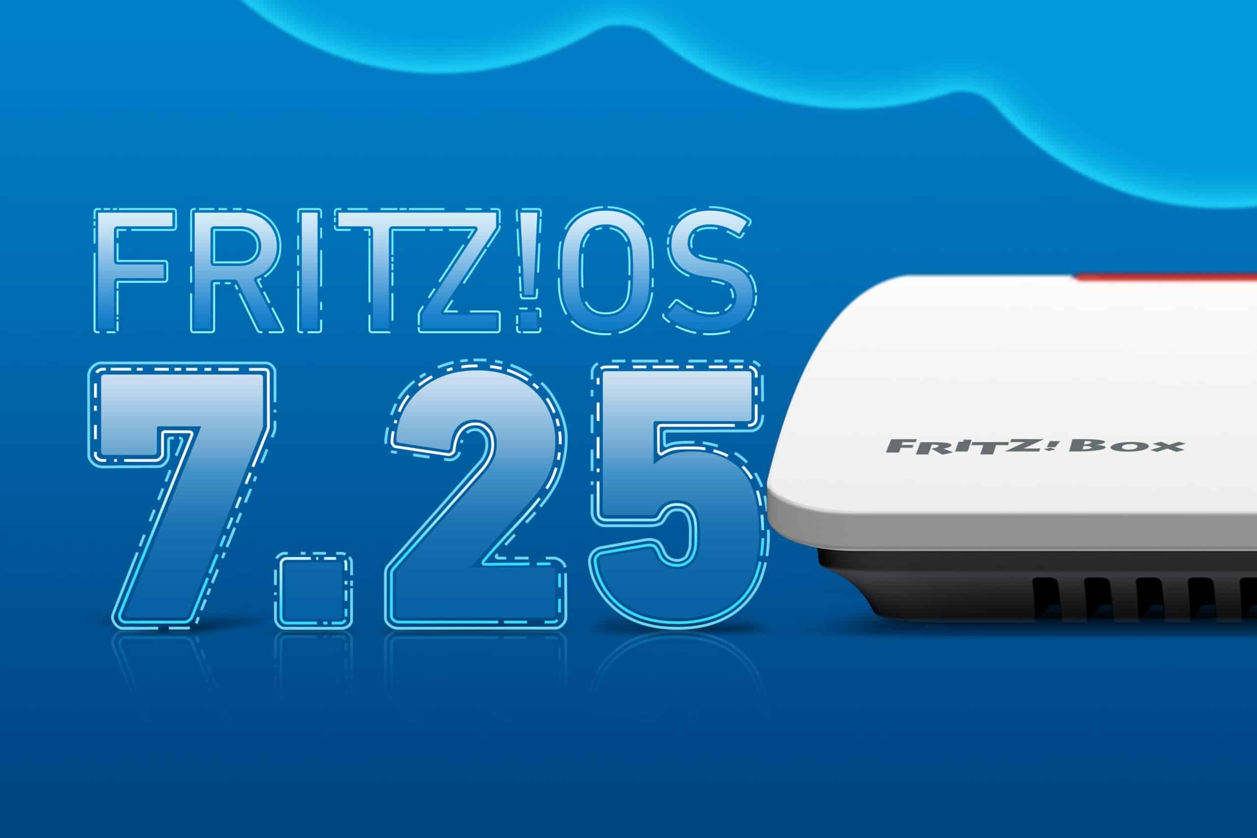 Die Vorteile des neuen FRITZ!OS 7.25 von AVM in zehn Beispielen