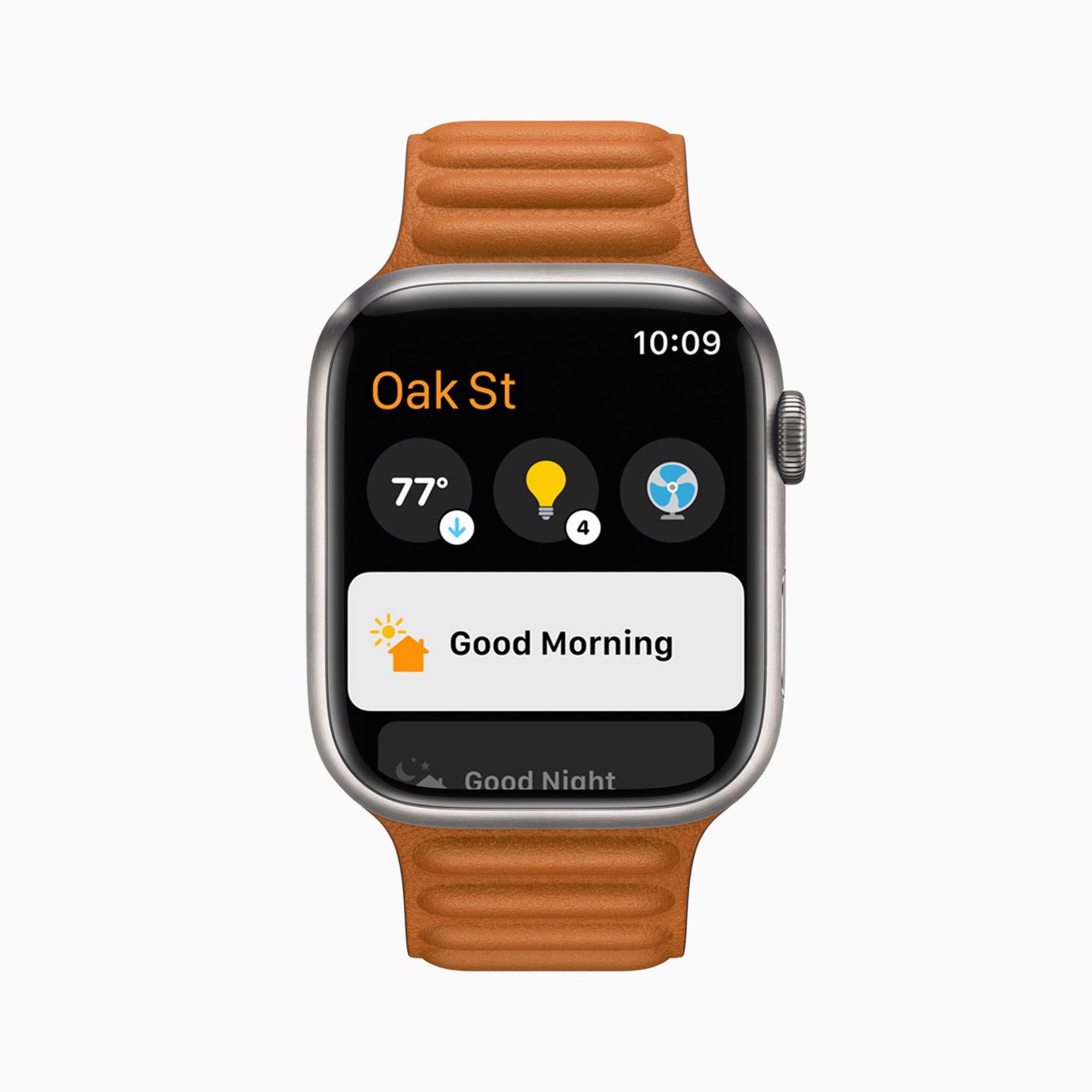 Apple Watch - HomeKit