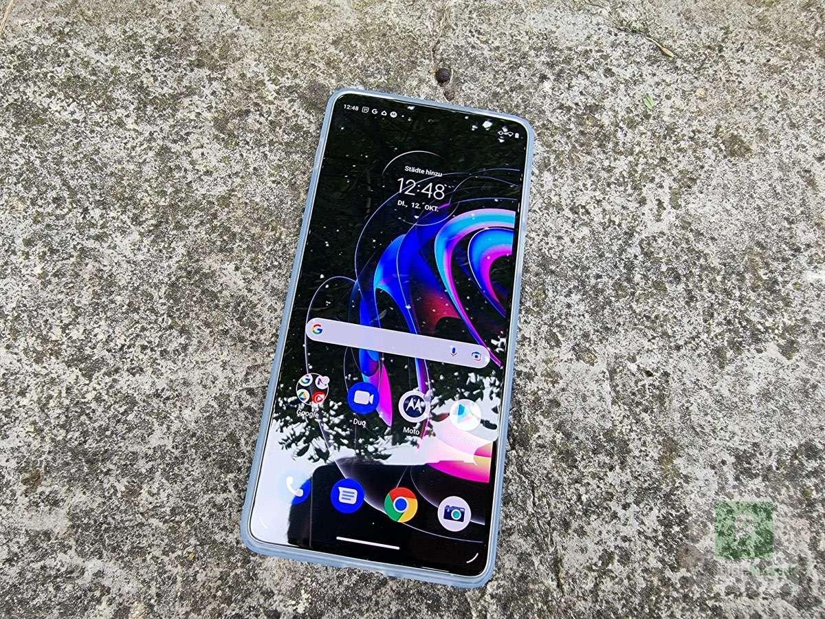 Motorola nach 12 Jahren wieder offiziell in der Schweiz