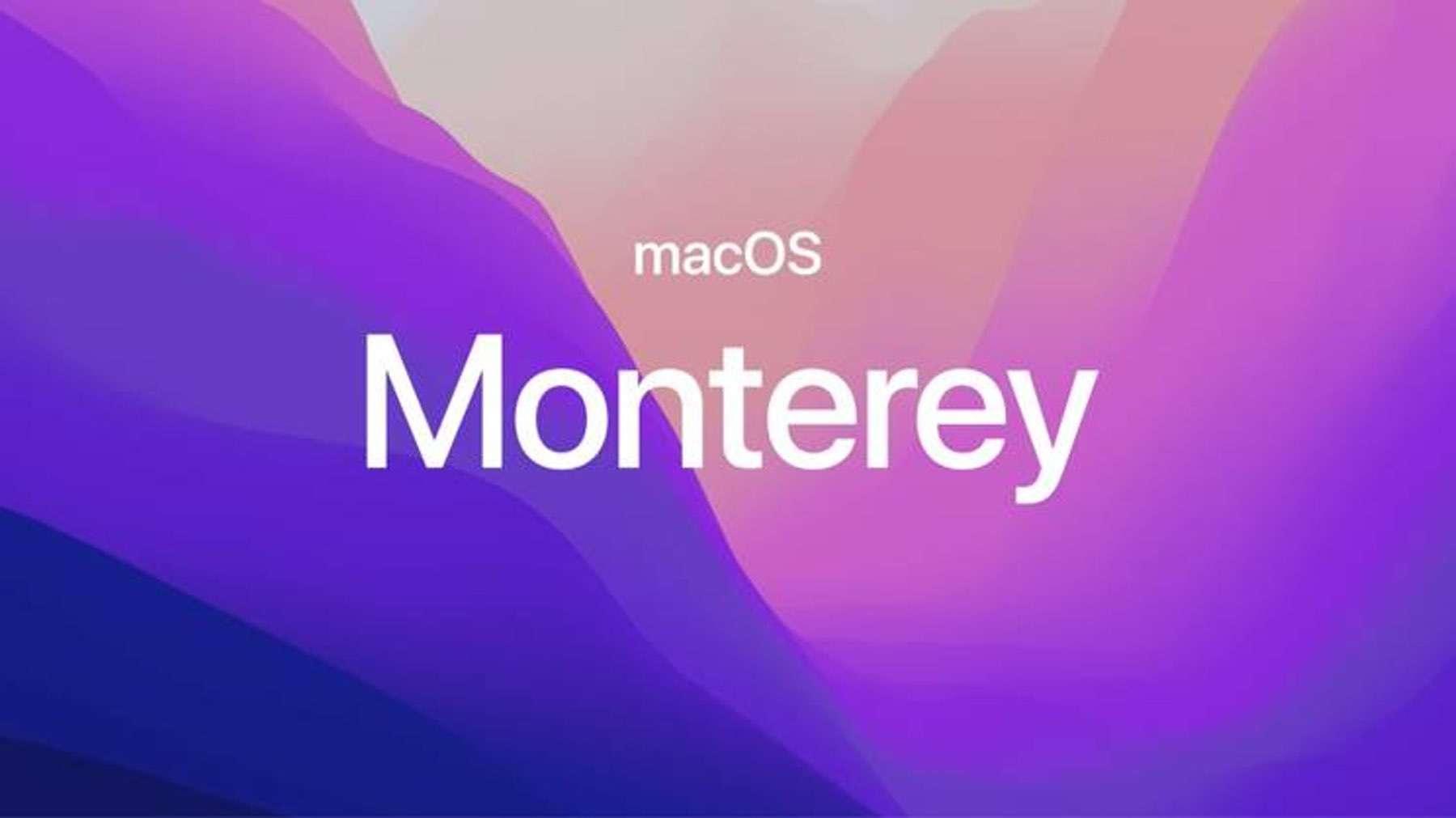 WWDC21 macOS Monterey